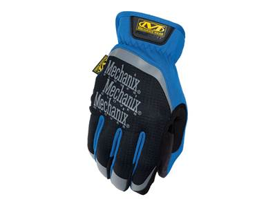Mechanix Gloves FAST-FIT Blue Size L MFF-03-010