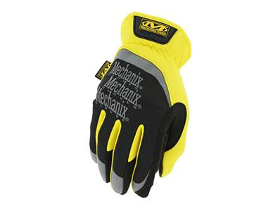 Mechanix Gloves FAST-FIT Yellow S Size MFF-01-008