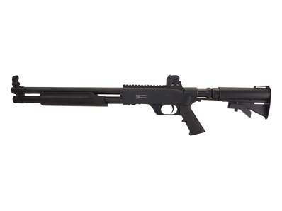 Defence shotgun 16 inch BK Cal. 68 CO2 88g 16J